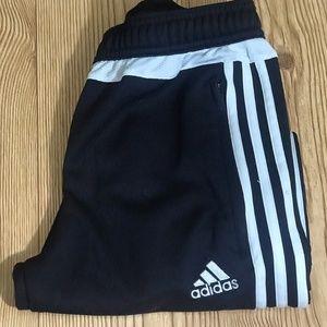Kids Adidas Tiro 15 Jogger Pants